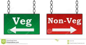 veg-non-veg-signboard-concept-image-red-green-signboards-45447165